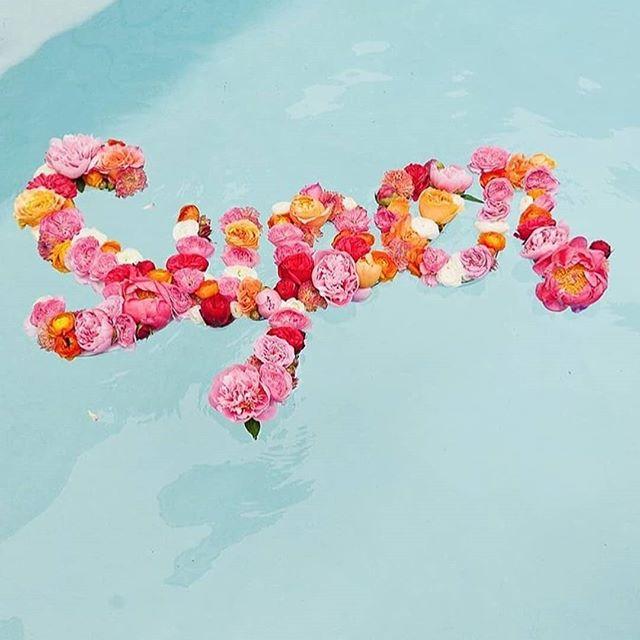 Splashing into the Weekend✨