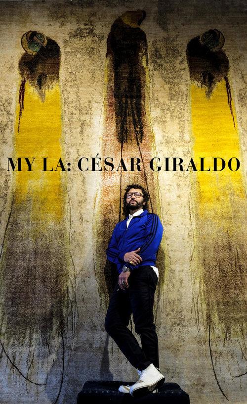 MY LA: Designer César Giraldo