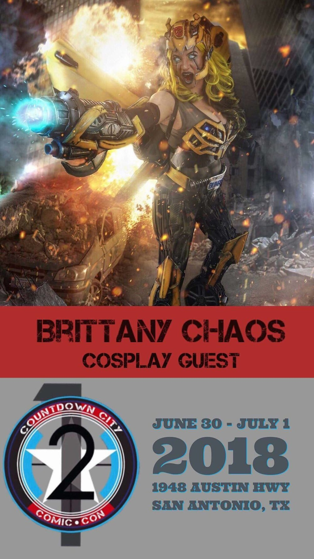Brittany Chaos