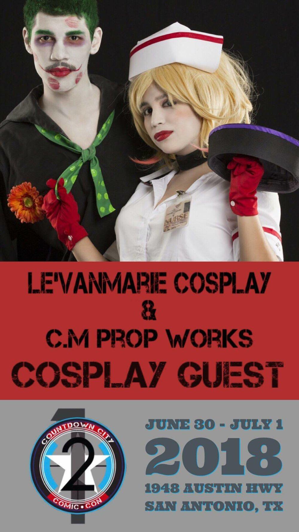 Le'Vanmarie  &  C.M Prop Works