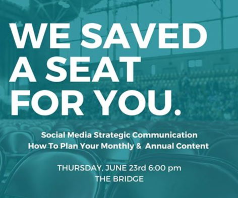 The Bridge Tulsa Social Media Strategic Communications