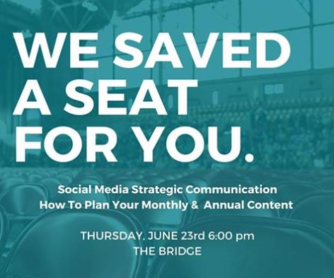 The Bridge Tulsa Social Media Strategic Communications