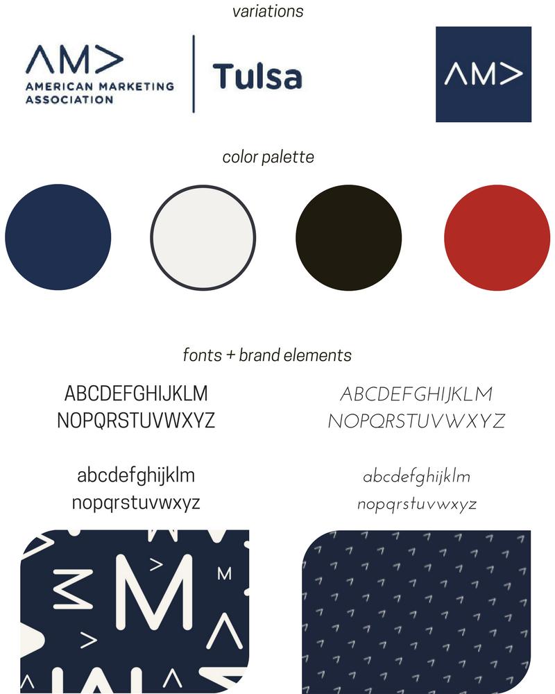 AMA Tulsa Brand Style Guide