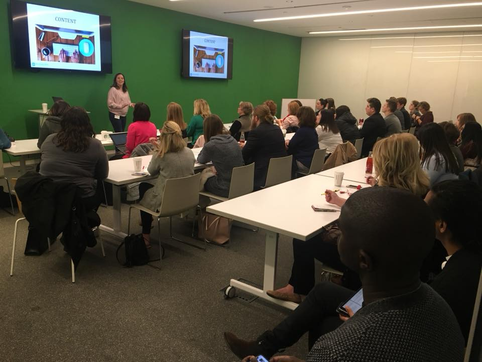 Advanced Social Media Strategies | DigiKnow 2.0 Conference | January 23, 2018