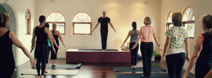 Antonio Di Cecco teaches Pilates Mat at Body Bliss Wellbeing