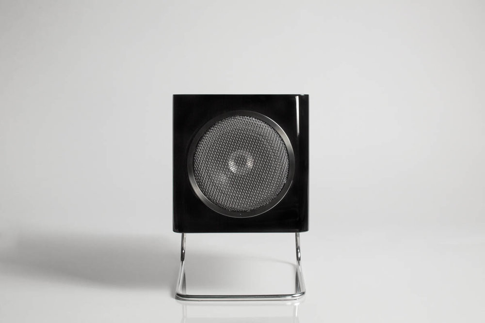 coming soon      - reimagining music for a new generation. the Studio 7,  not just a streaming speaker. . .