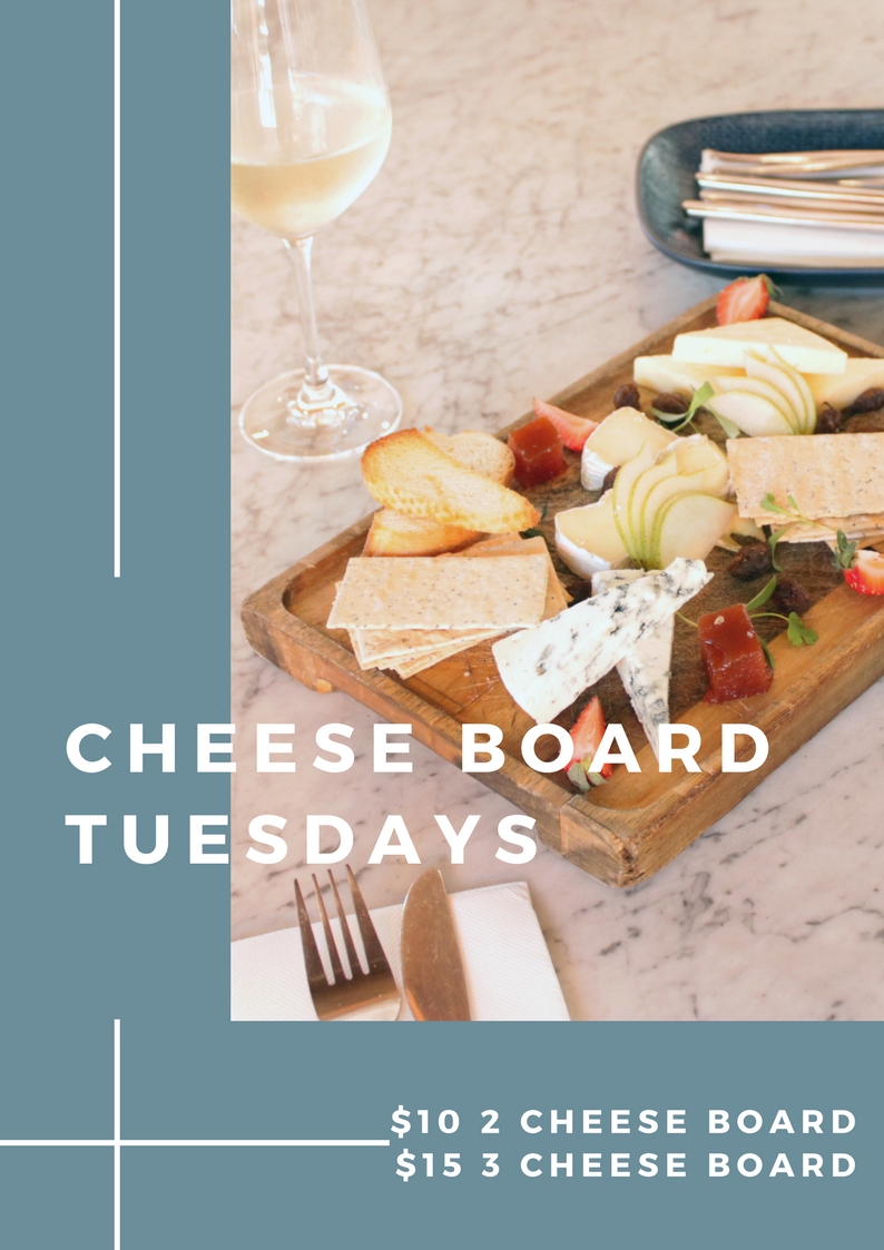 CHEESE BOARD TUESDAYS   Feeling fancy and flrugal?! The Windsor has got you covered with amazing $10 and $15 Cheese Boards on Tuesdays. All Bars, All Day.  FREE ENTRY / NO BOOKINGS