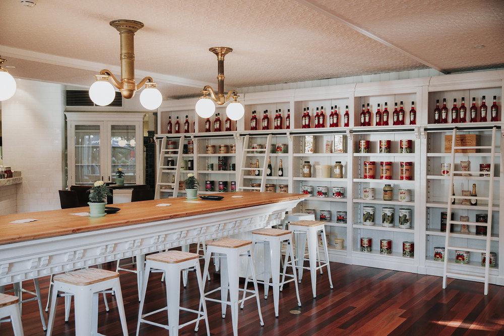 Garden Bar Table -