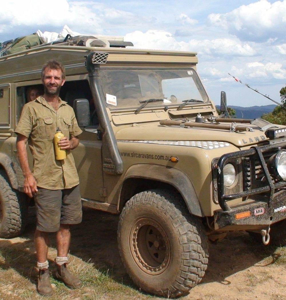 Stewart Boswerger - SLRV Expedition Vehicles