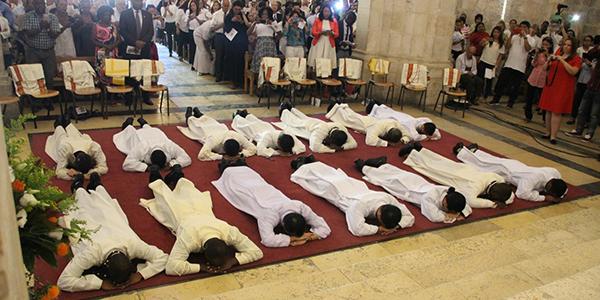 Ordained Deacons