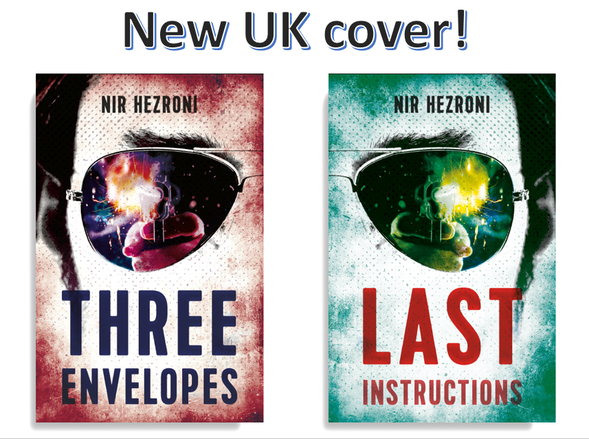 New UK cover!