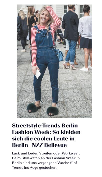 So kleiden sich die coolen Leute in Berlin