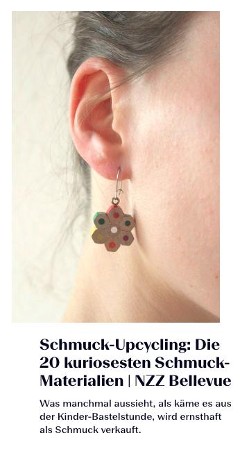 Die 20 kuriosesten Schmuck-Materialien