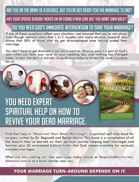 Resurrect Your Dead Marriage Flyer PDF