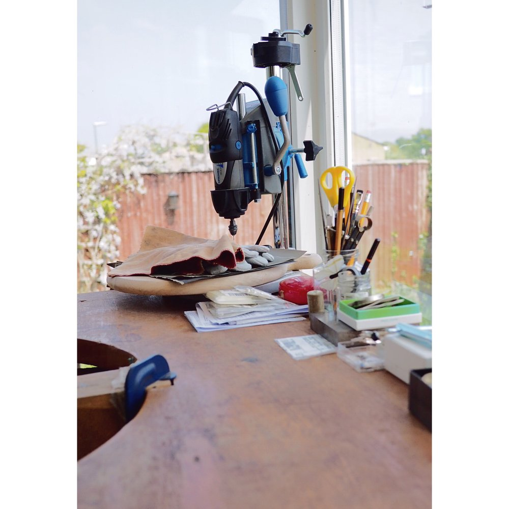 Kate Wainwright Workshop