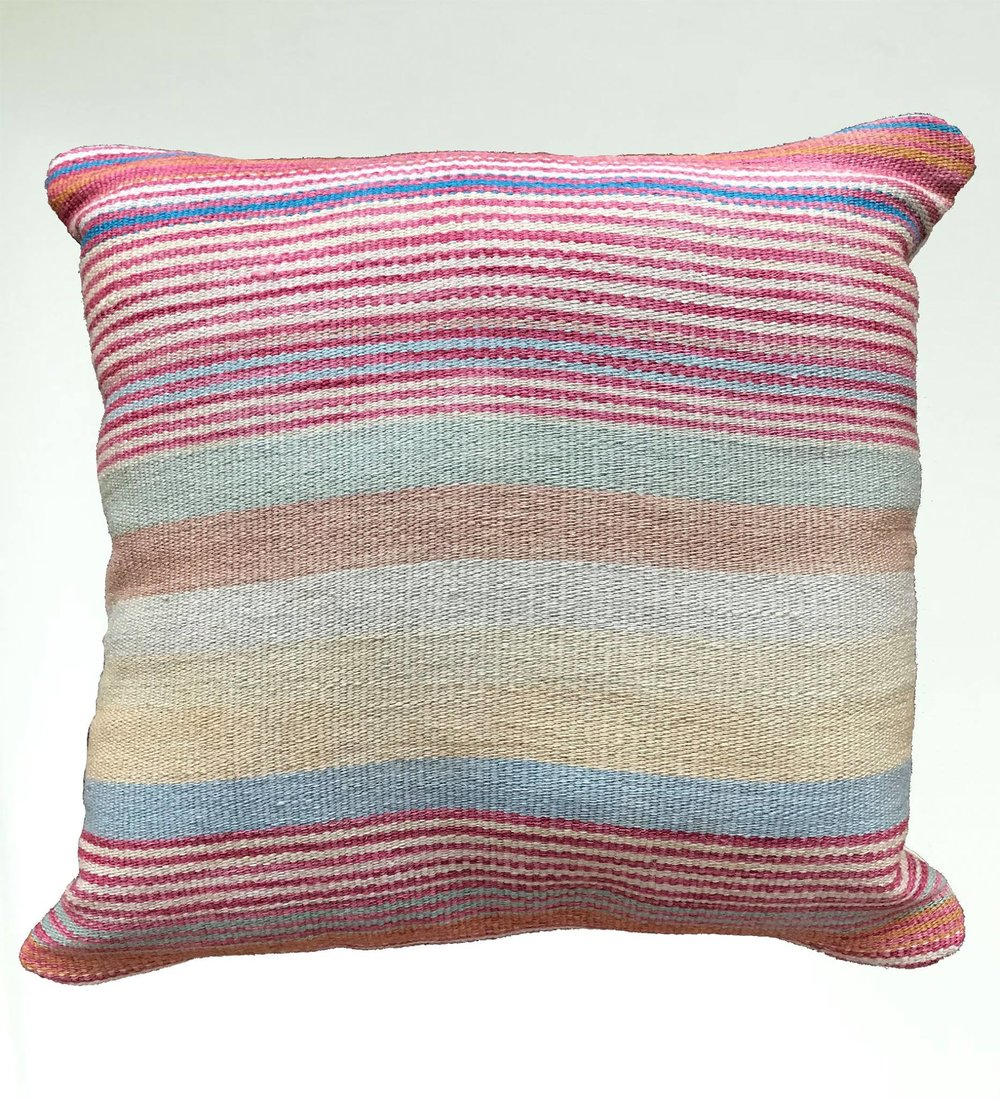 New Pink Kilim Cushion Twitter.jpg