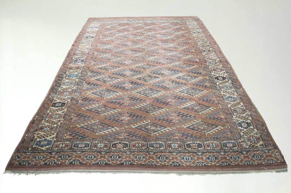 Persian Turkaman, Persian rug, Persian Carpet, Turkmen, Antique Rug, Antique Carpet