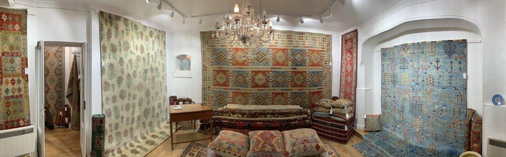 Bakhtiyar Bazaar, Hampshire, Stockbridge, Wiltshire, Dorset, Persian rug, Persian Carpet,