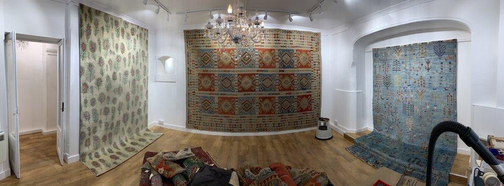 Bakhtiyar Bazaar, Wiltshire, Hampshire, Dorset, Persian rug, Persian Carpet, Kilim, Kelim