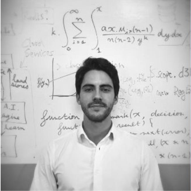 Nicolas BUSTAMENTE - Co-fondateur et CEO de Doctrine.fr