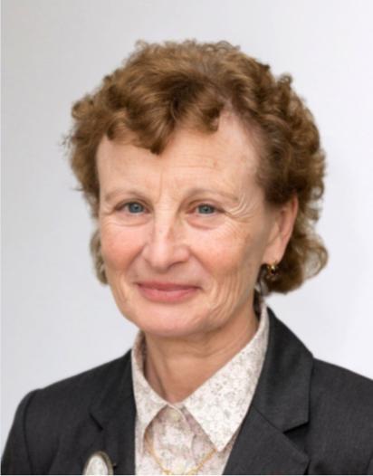 Mme Claire JEANGIRARD-DUFAL - Président du Tribunal administratif de Paris