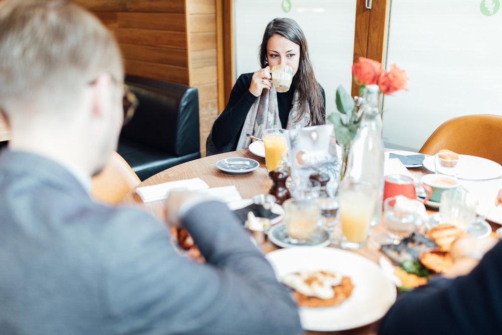 Breakfast at Oakman Inns and Restaurants