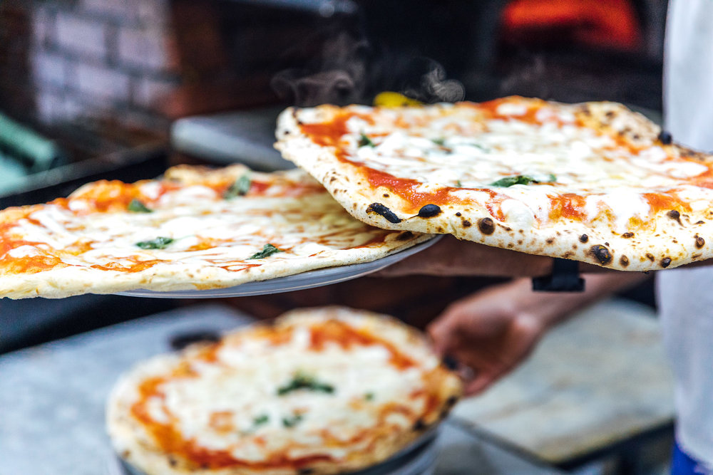 L'Antica Pizzeria da Michelle, Naples