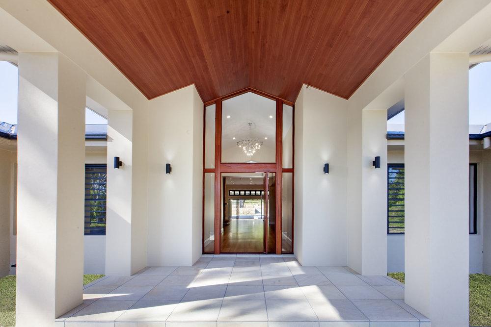 Cedar satin timber ceiling Australian Timber Ceilings