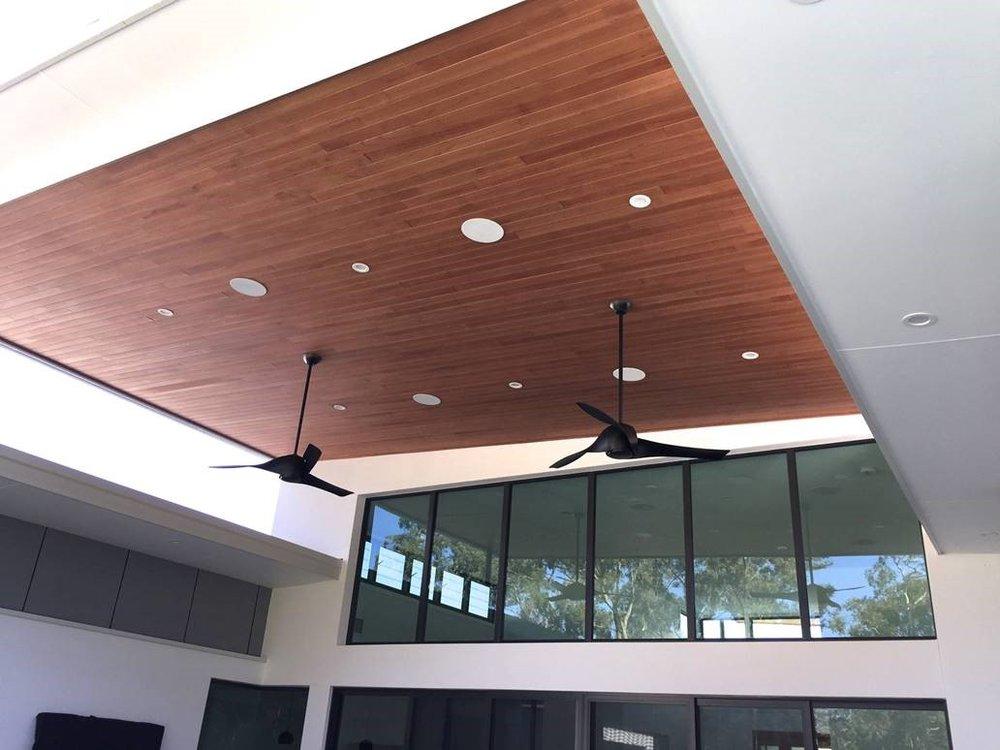 Australian Timber Ceilings Cedar Prefinished Lining Boards
