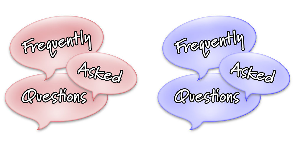 Heres some of our most popular asked questions!