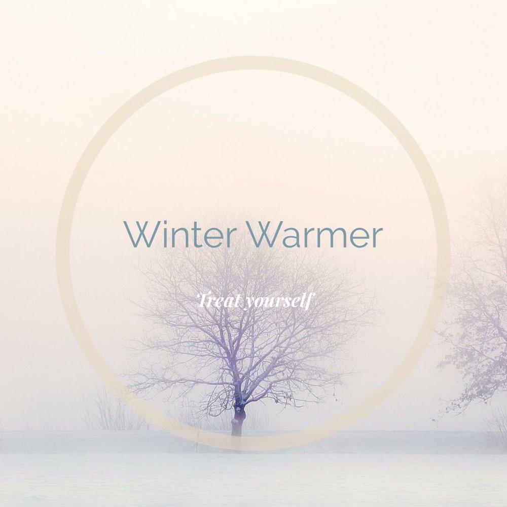 Winter Warmer Treatment ends next week!