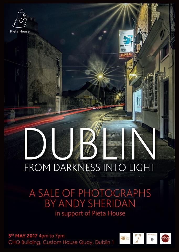 DUBLIN - From Darkness Into Light Photo Exhibition