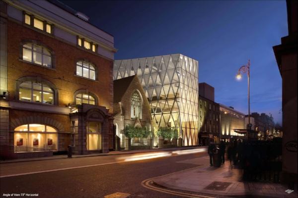 Image by McCauley Daye O'Connell Architects