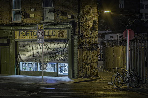 This corner shop was always a late night port of call...