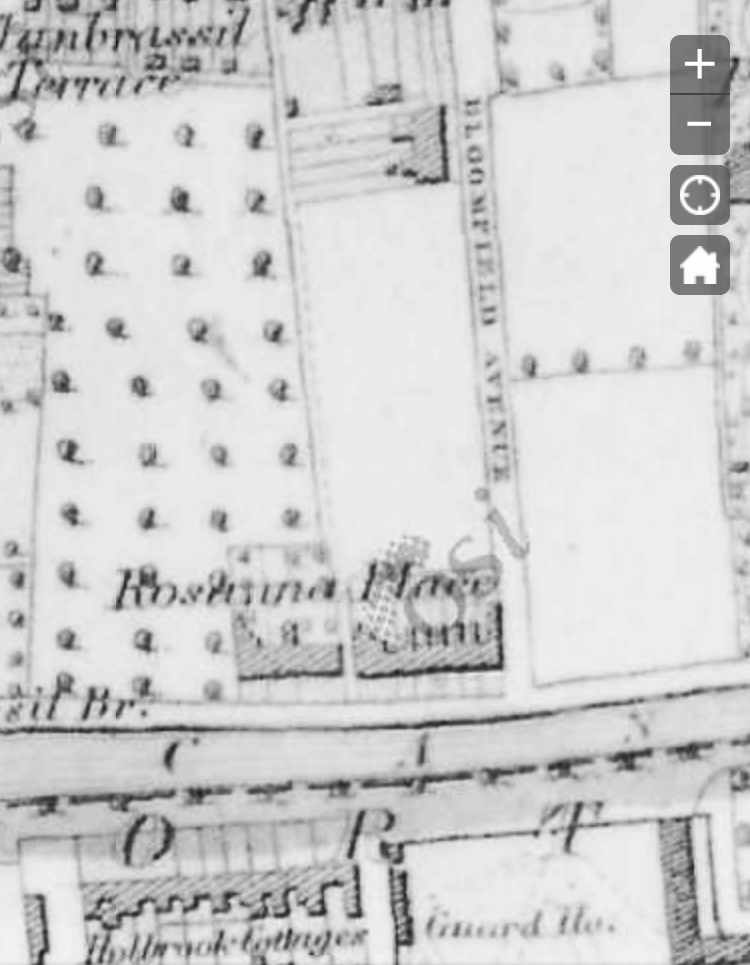 1837-1842 - Ordinance Survey Ireland