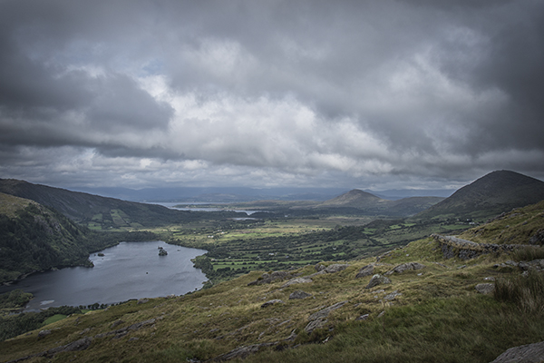 View towards Kenmare
