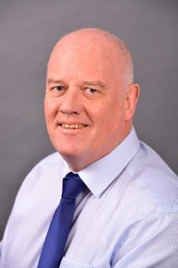 John Corrall, CEO