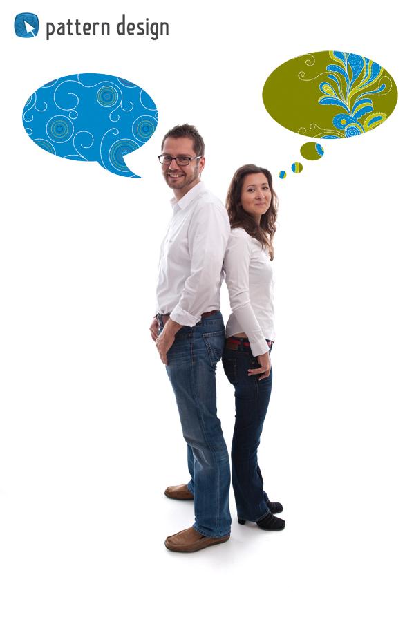 Martin Gadermeier and Martina Stadler, Co-Founders of Pattern Design