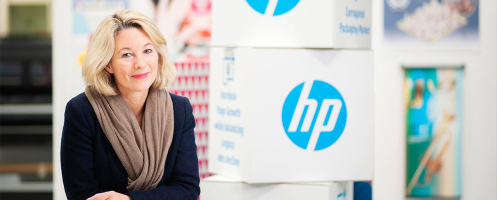 Nancy Janes is Global Head of Brand Innovation at HP and joins the panel for this webinar