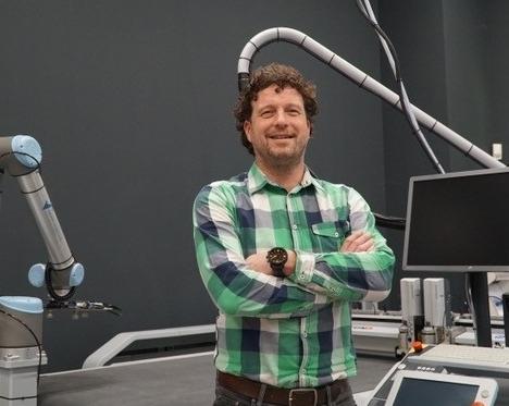 Rick Broeren, Zünd Benelux B.V.