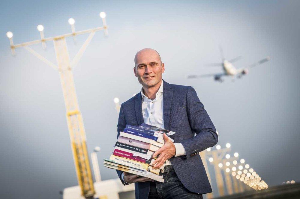 Sander Jansen, ChangeVenture UA