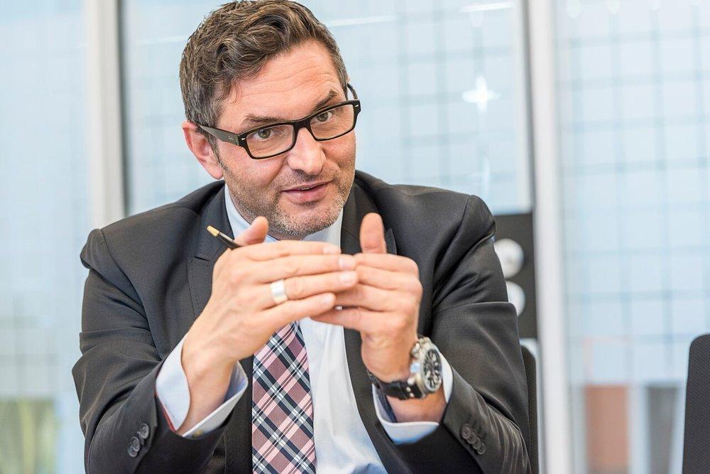 Christoph Gamper, CEO, Durst