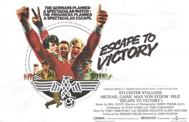 Some original signed Escape to victory stash