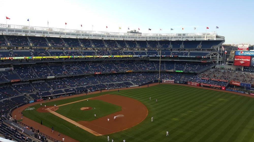 (New) Yankee Stadium