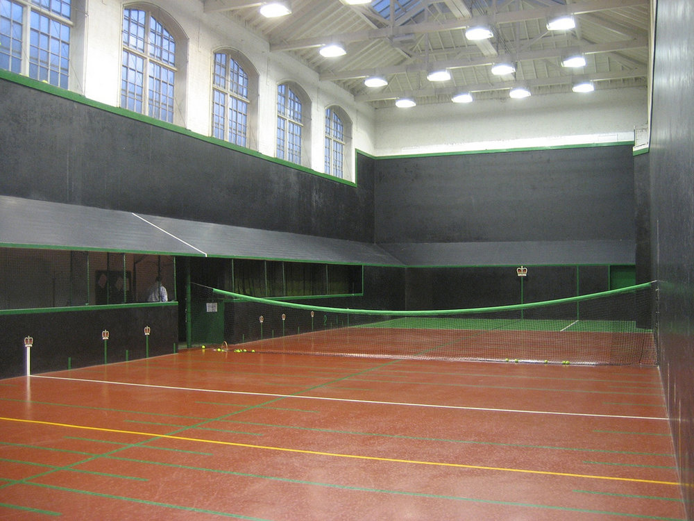 Real Tennis at The Queens Club
