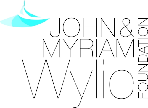 Official Partner and major donor - The John and Myriam Wylie Foundation