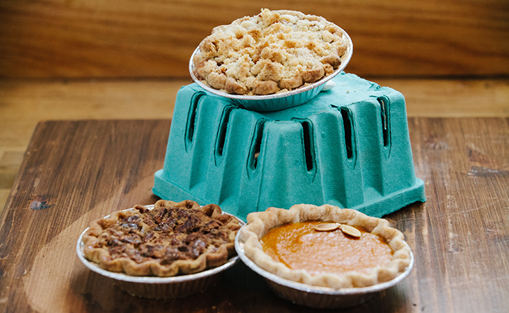 Pie baker turns passion into... - Washington Post