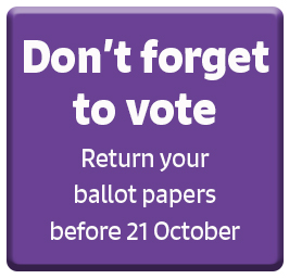 How to Vote - 1.  Fill out your Ward ballot paper, placing a tick next     to your preferred candidate's name.2.  Complete your Mayoral ballot paper, placing a tick     next to your preferred candidate's name.3.  Put the completed ballot papers in the return               envelope provided.4.  Sign the declaration on the return envelope.5.  Mail the return envelope - no stamp is required.