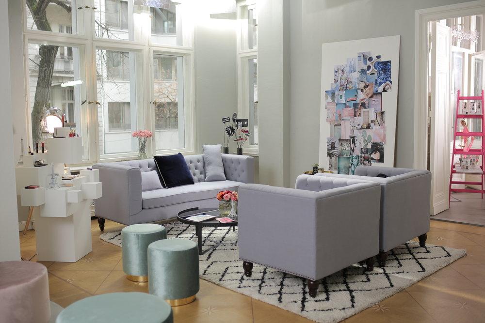Wunderschöne Räumlichkeiten die durch die Möbel von  Made.com noch schöner wurden.