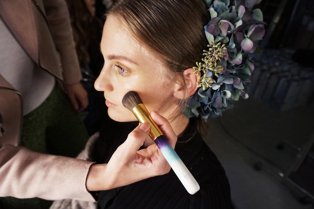 Cybex Fashion Show - Hairstyling & Make-up by Miriam Jacks und unserem Artist Team